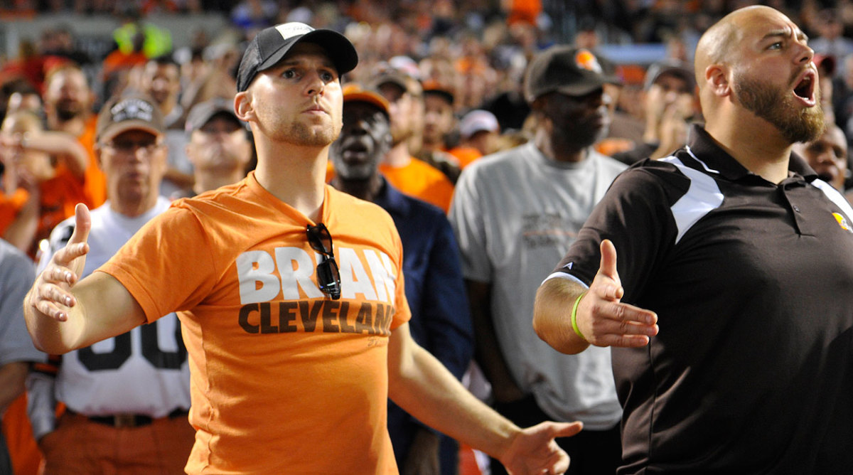 Browns fans (David Richard/AP)