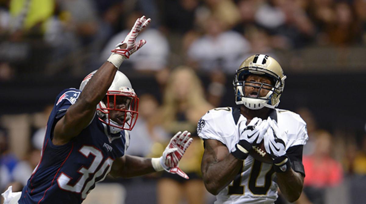 Saints wide receiver Brandin Cooks is due for a breakout season. (AP Photo)