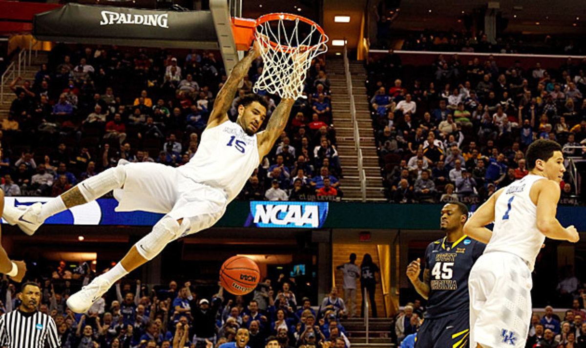 Willie Cauley-Stein and Kentucky look like a slam dunk to return to the Final Four.