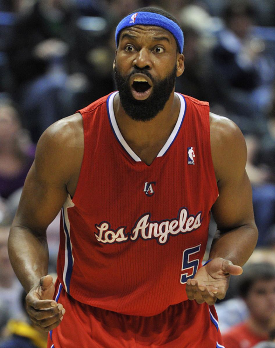 Baron Davis, Clippers