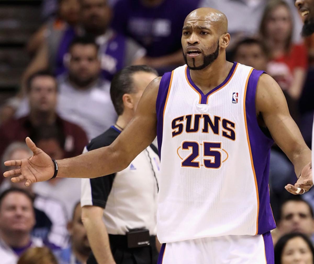 Vince Carter, Suns