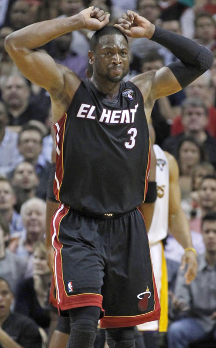 Dwyane Wade, Heat