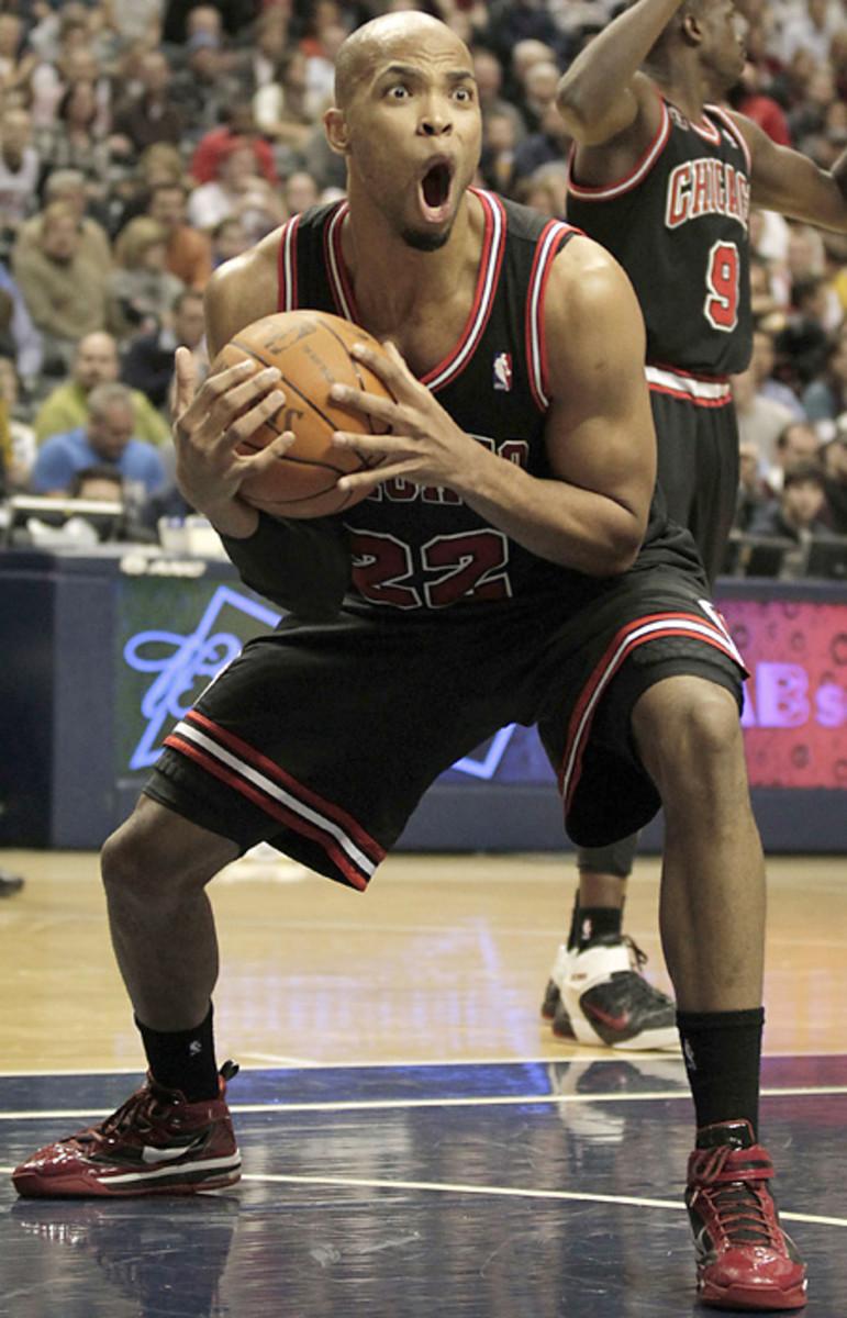 Taj Gibson, Bulls