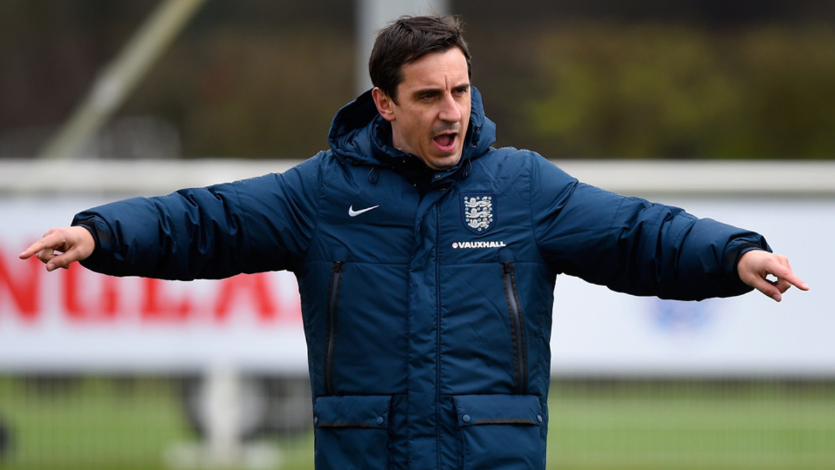 La Liga: Gary Neville named Valencia manager for rest of ...