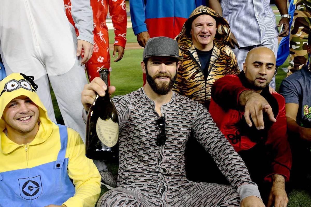 Chicago-Cubs-pajama-party-onesies-Jake-Arrieta-champagne-2.jpg
