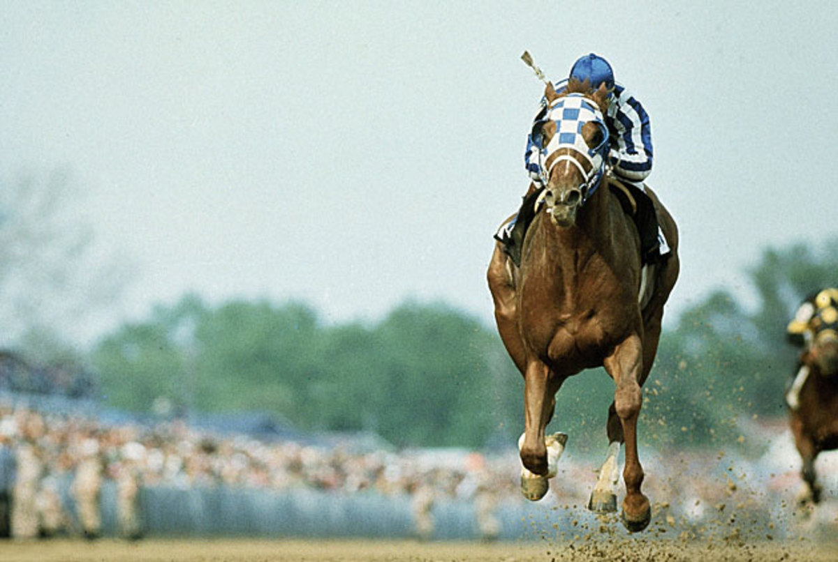Secretariat won the Kentucky Derby in impressive fashion, but his most memorable race was yet to come.