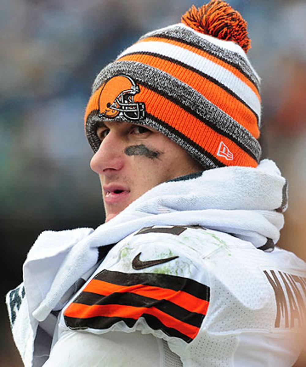 Johnny Manziel (Scott Cunningham/Getty Images)