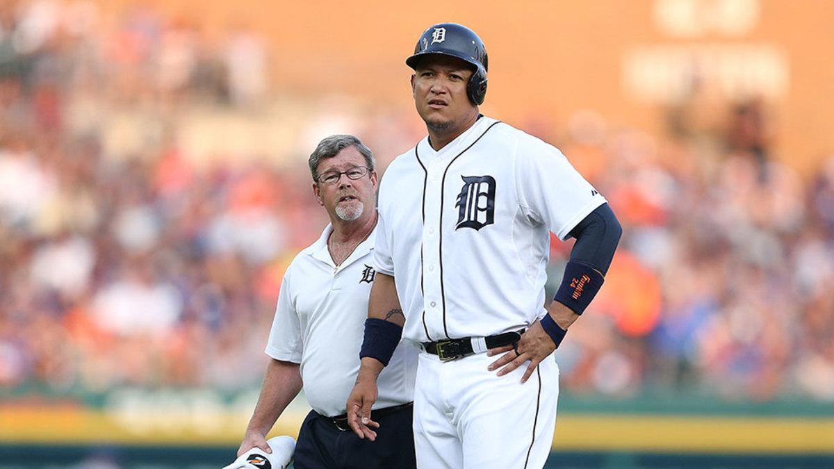 Miguel Cabrera injury: Tigers 1B expected to miss six ... Miguel Cabrera Fantasy Stats 2019