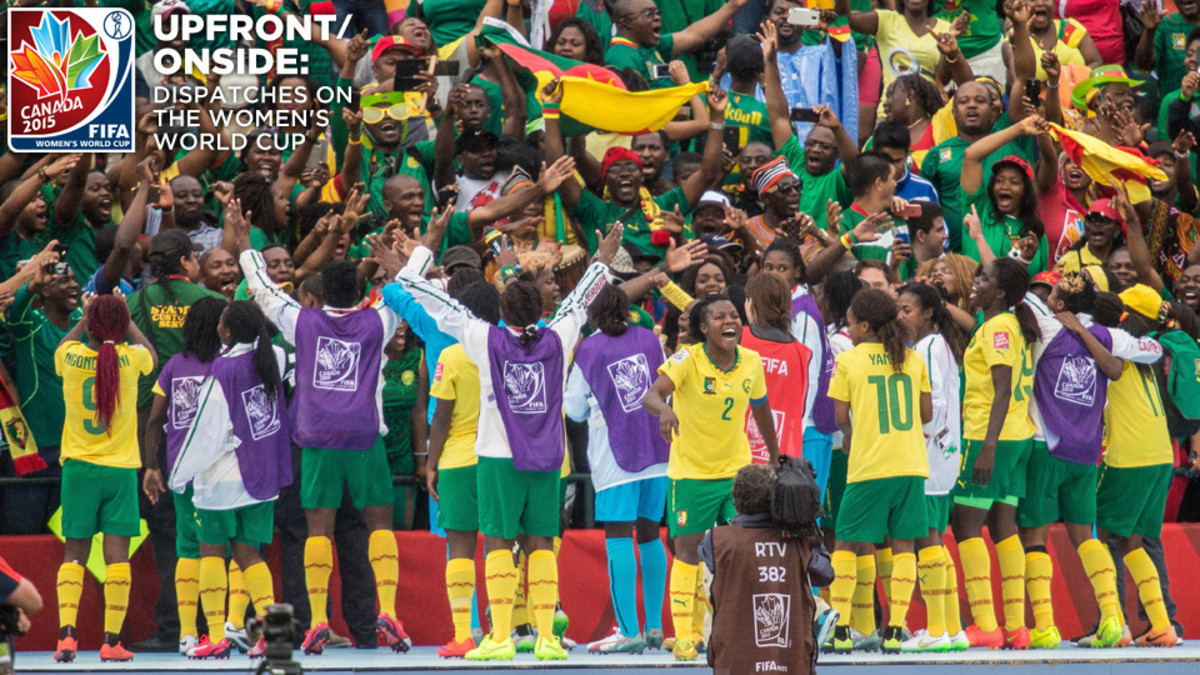 Beware les Lionnes: Cameroon one of Women's World Cup's best stories