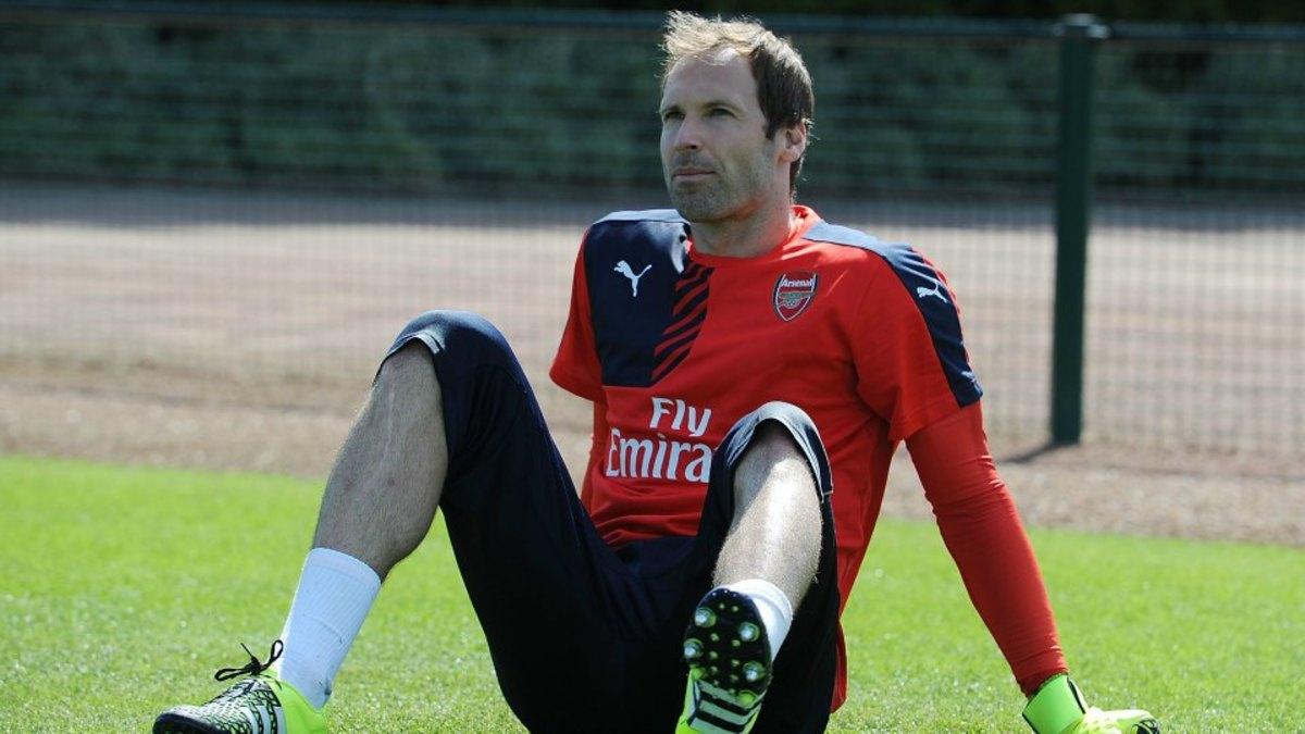 Arsenal's Petr Cech Has Some Fascinating Reasons For