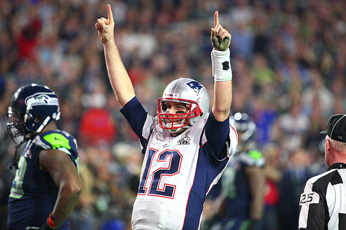 Tom Brady's historic performance led the Patriots to Super Bowl 49 ...