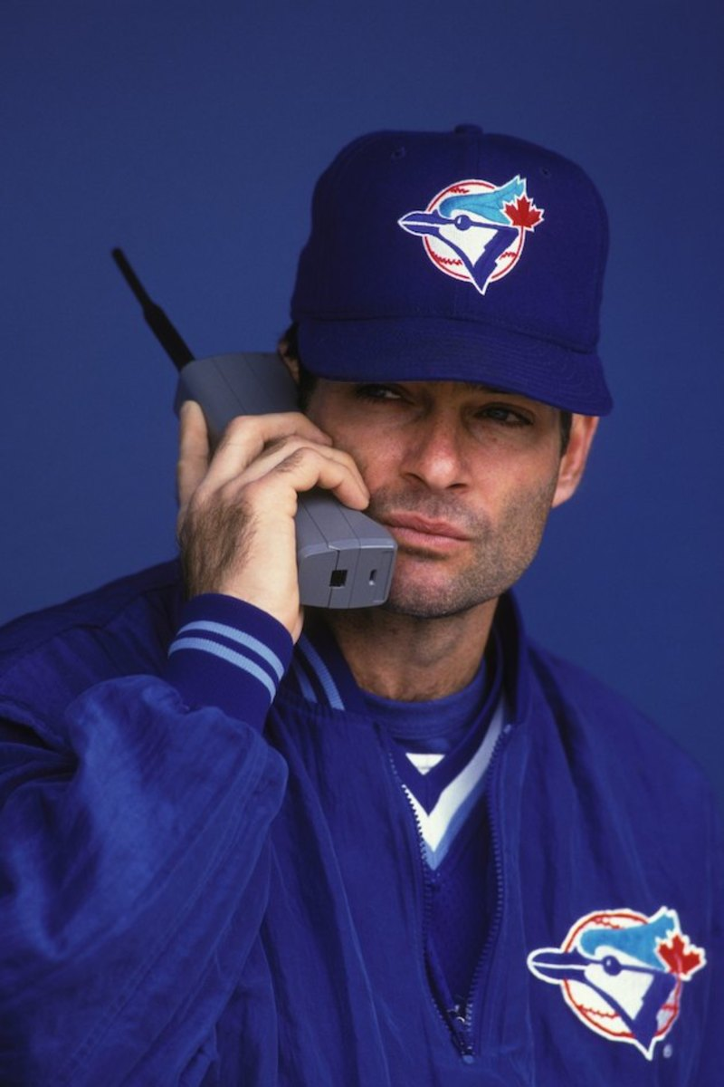 Paul Molitor cell phone