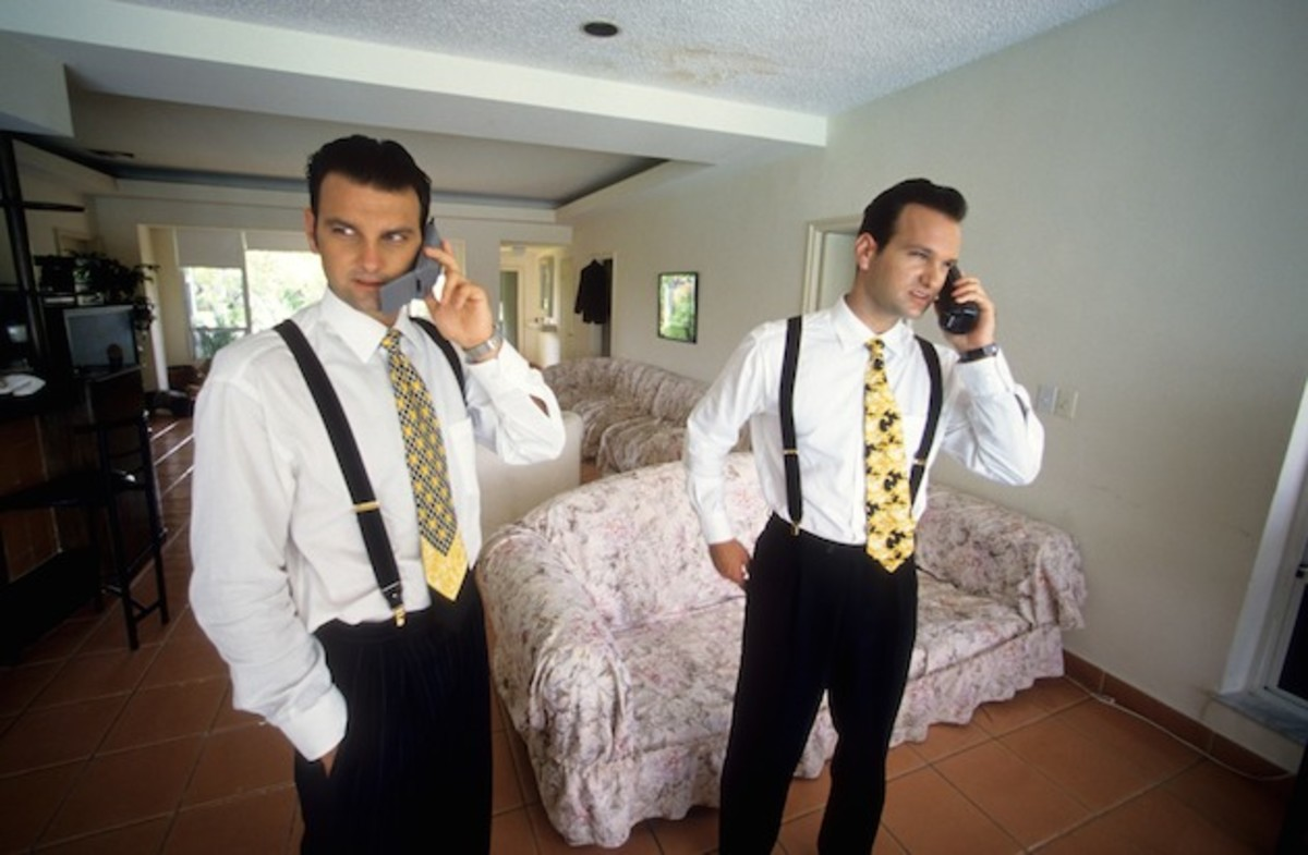 Drew and Jason Rosenhaus cell phones