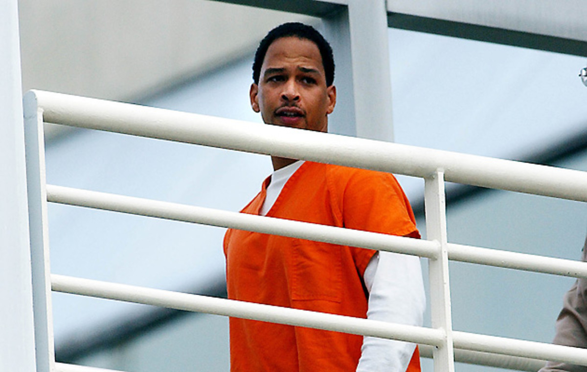 The jury found Carruth guilty of three lesser charges, but not guilty of first-degree murder. He was sentenced to 18 years and 11 months in prison.