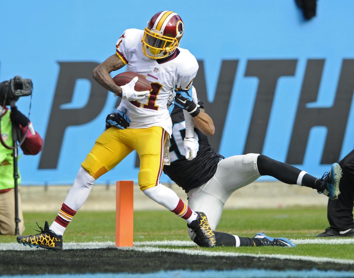 Redskins WR DeSean Jackson misses practice with illness ...