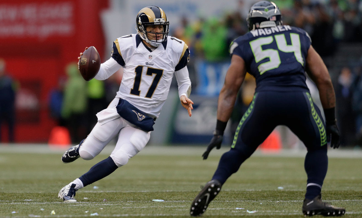 Case Keenum did just enough to keep the Seahawks defense at bay Sunday.
