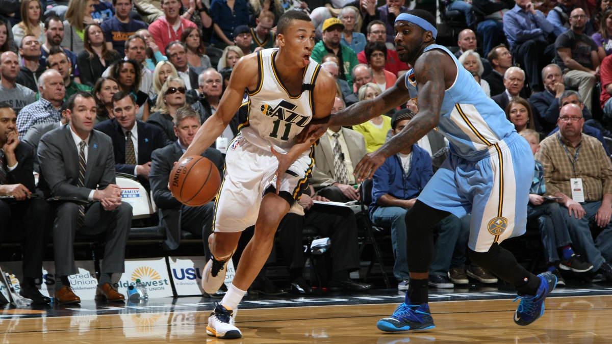 Utah Jazz Guard Dante Exum Suffers Torn Acl Playing For