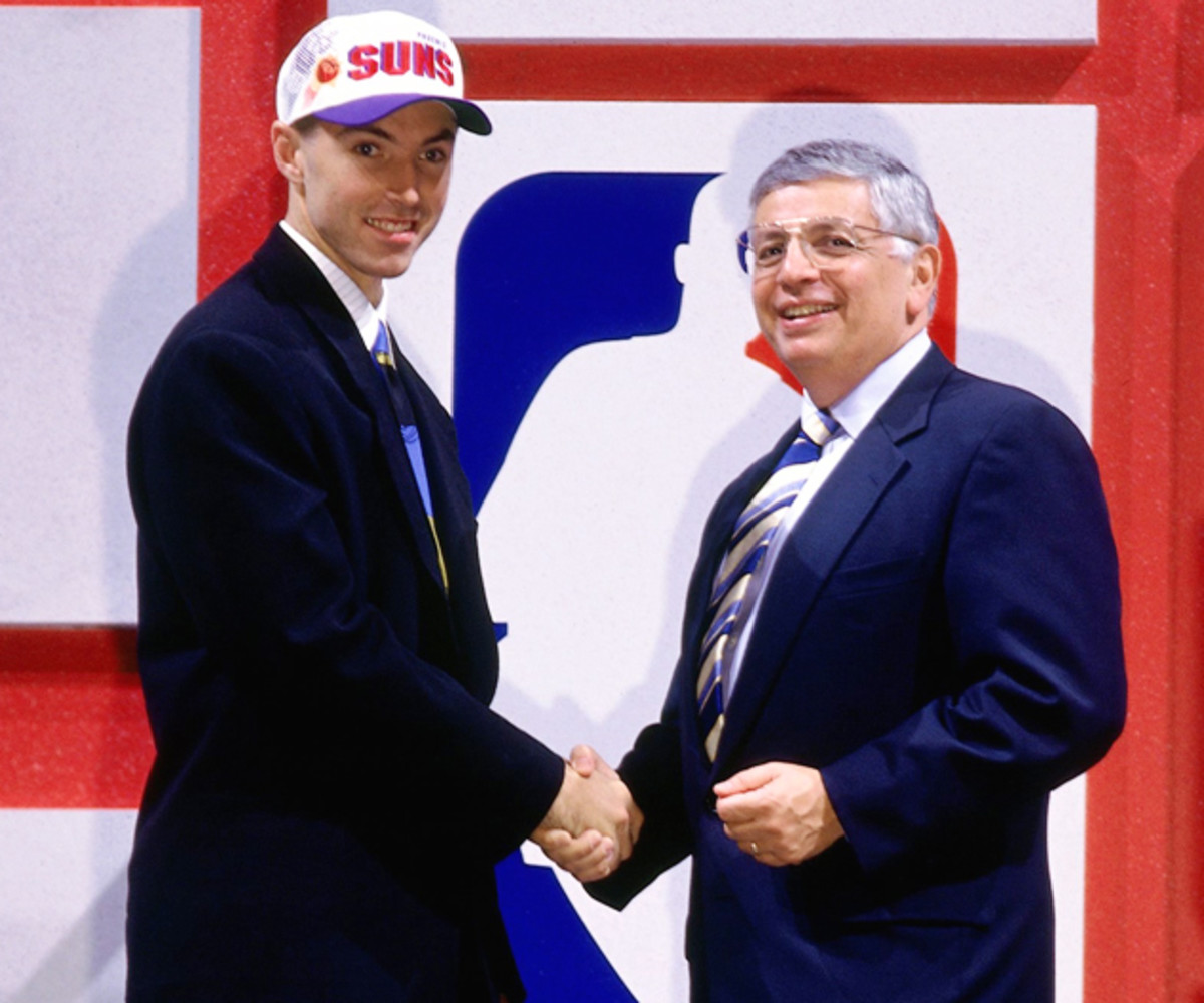 Steve Nash NBA draft 1996 630