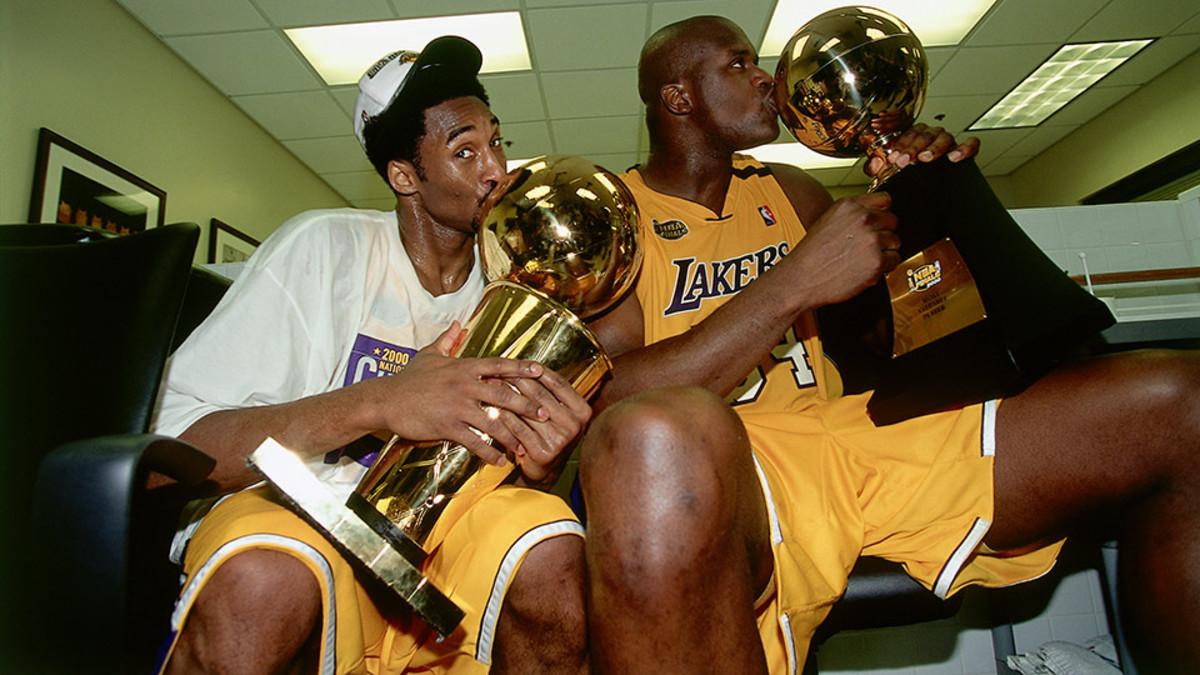 Kobe Bryant's five championships: Which