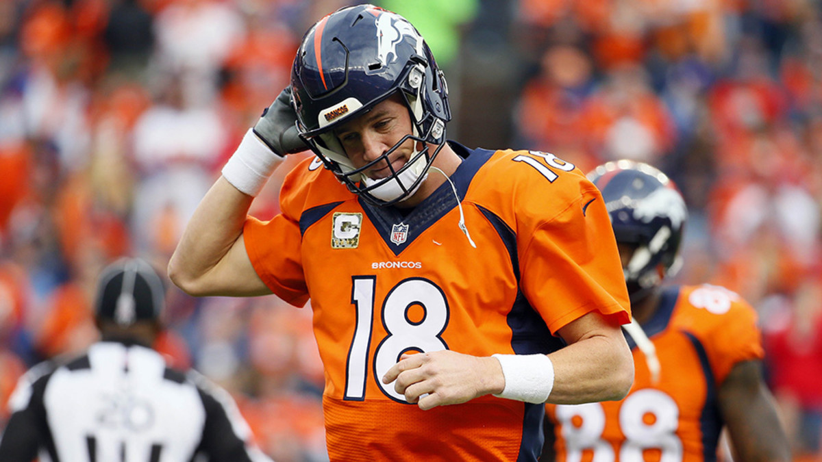 Benching Peyton Manning is a terrible idea - Mile High Report