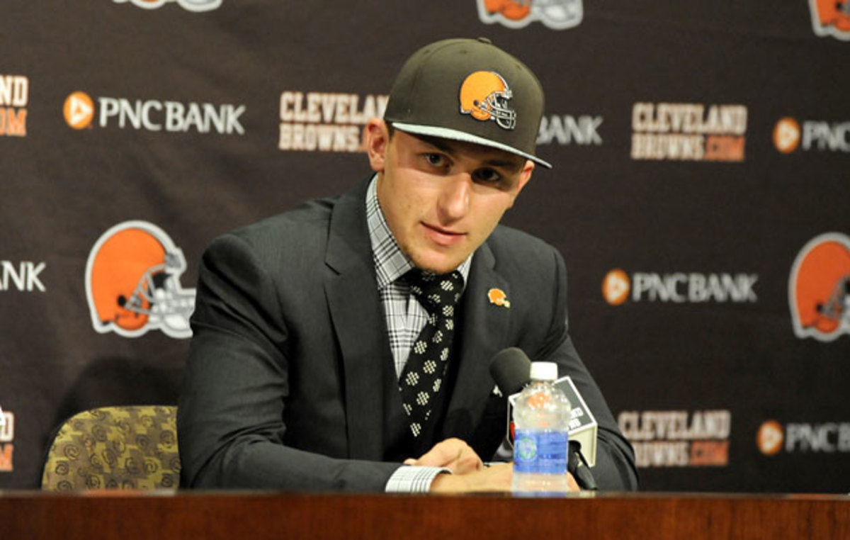 johnny manziel nfl draft
