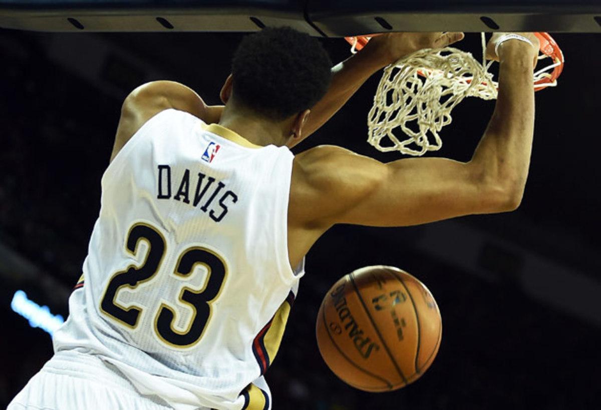 Davis dunk