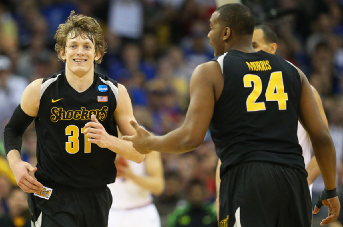 ron baker sweet 16 preview