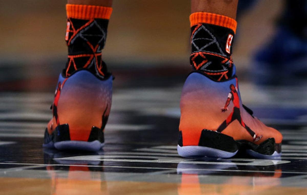 Jordan signature shoe