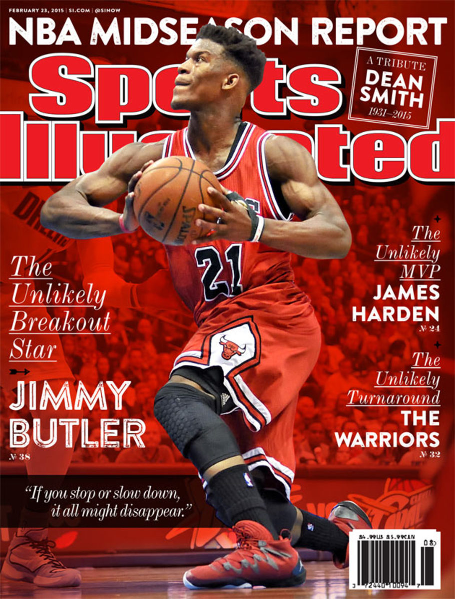 Jimmy Butler cover 1