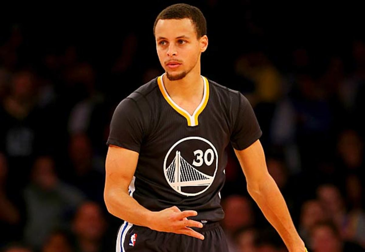 Stephen Curry inline image