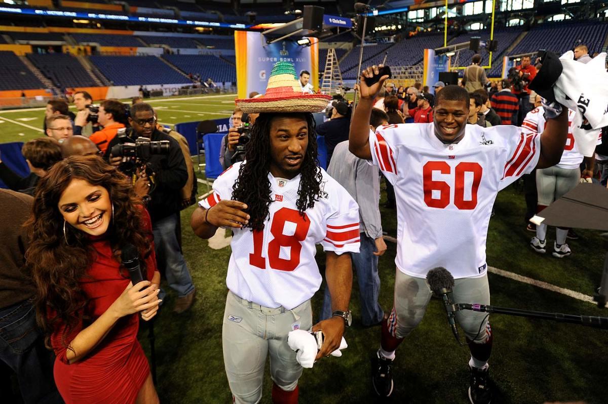 2012-Super-Bowl-Media-Day-Marisol-Gonzalez-Isaiah-Stanback-Selvish-Capers.jpg