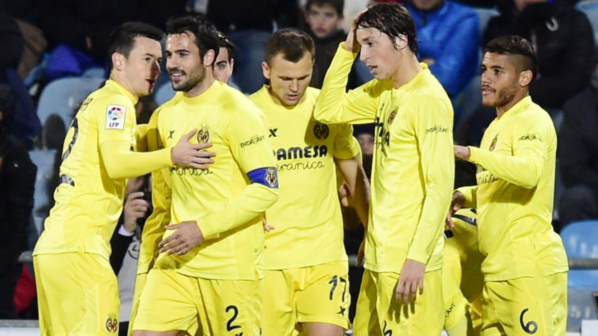 Copa del Rey: Villarreal, Bilbao and Espanyol join Barca ...