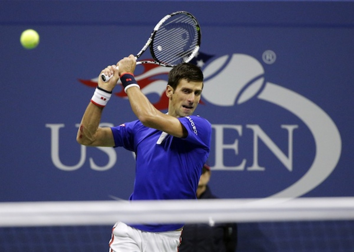 Djokovic seems to do everything well. But is that the stuff of legacies?