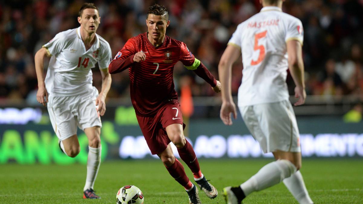 Portugal Vs Serbien