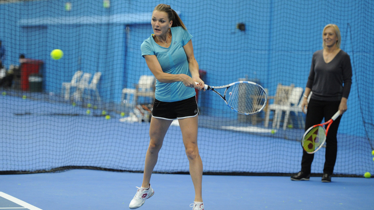 Martina Navratilova interview: Murray has opened the door