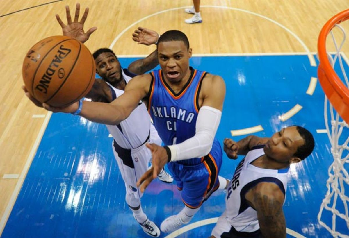 russell westbrook mag