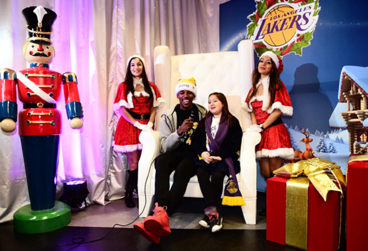 nick young clause