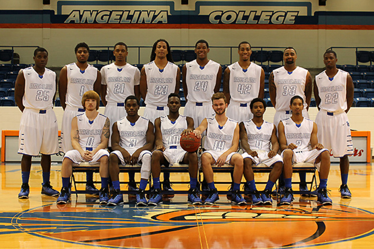 Willie, No. 4, played basketball briefly for Angelina Community College, but the tragedy chased him there as well.