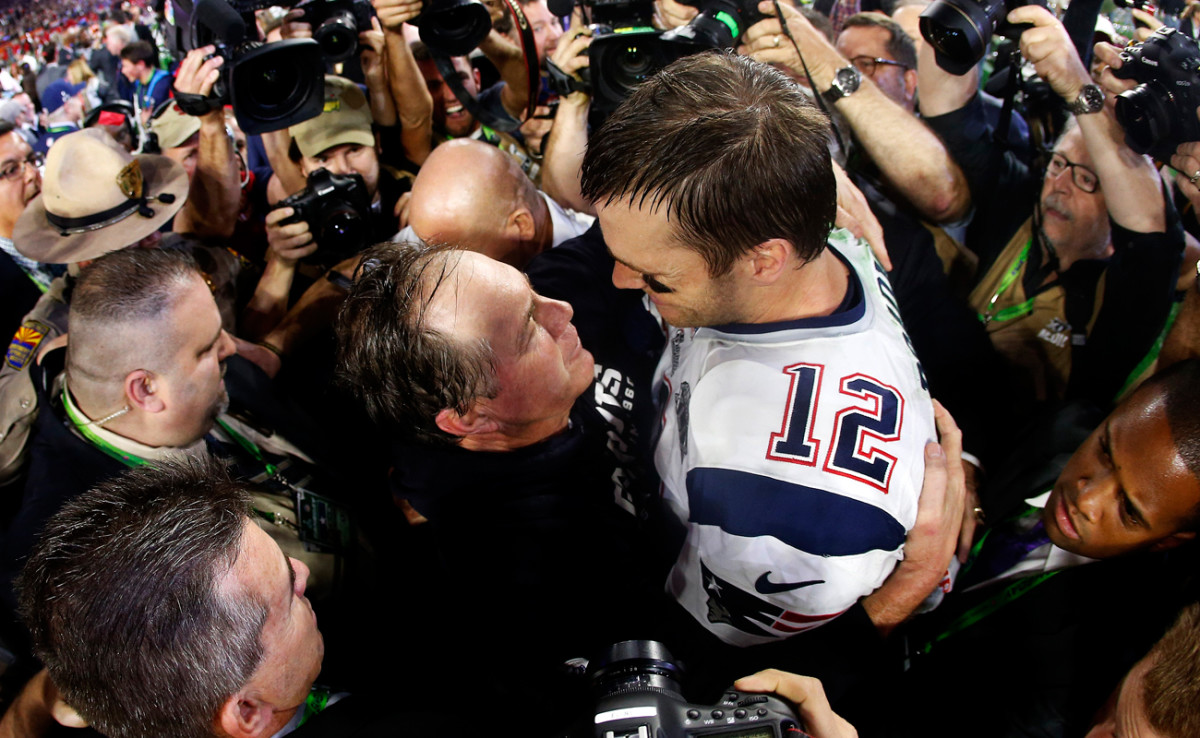 Super Bowl 49. (Photo: Christian Petersen/Getty Images)