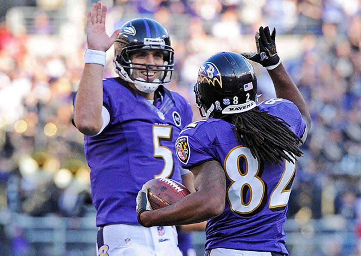 Torrey Smith thinks Joe Flacco, Baltimore Ravens QB, is unfairly criticized by media
