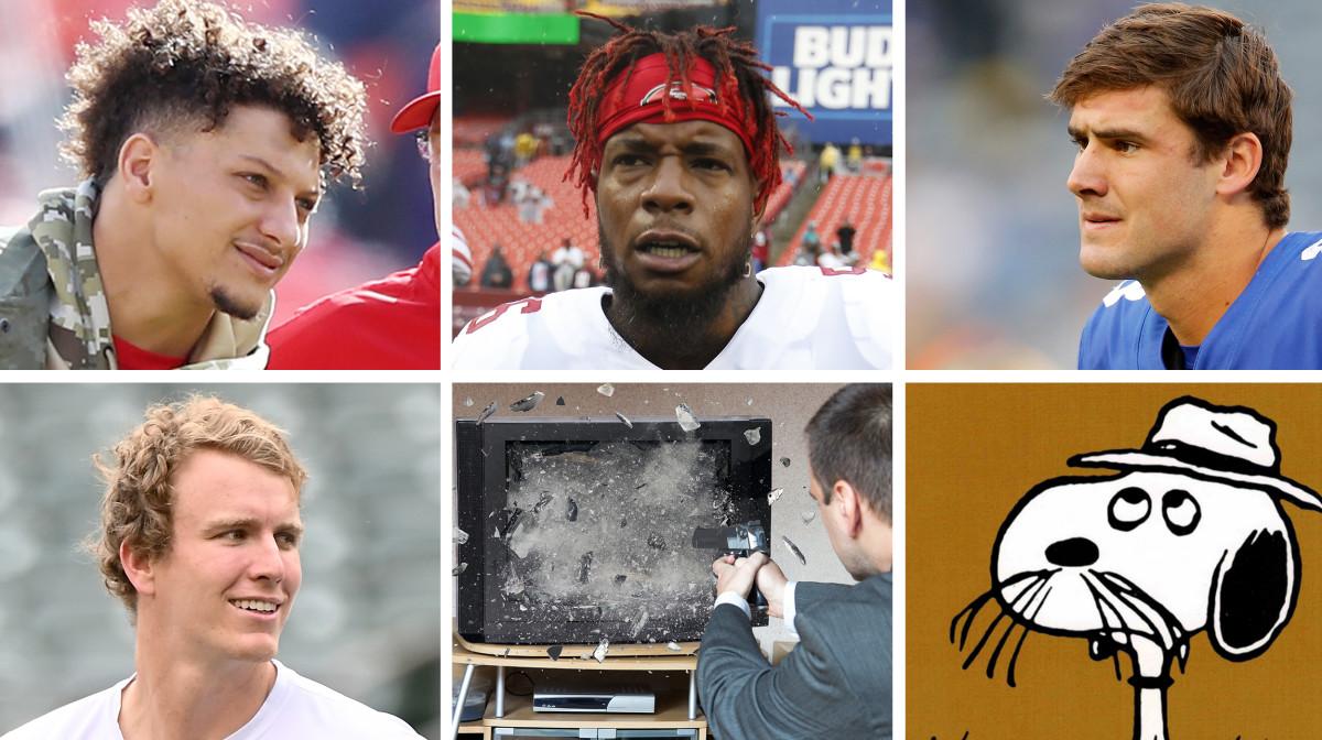 NFL Week 10 Preview
