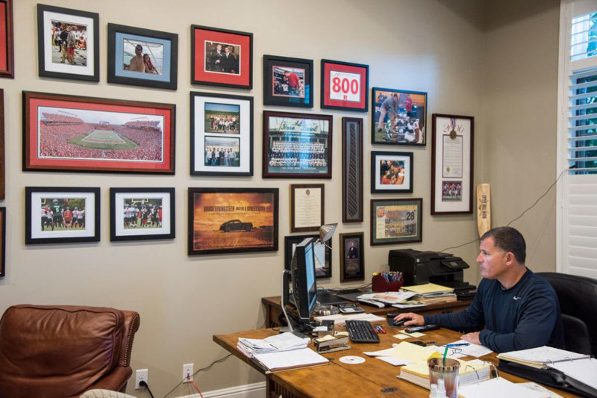 Bob Croslin for Sports Illustrated/The MMQB