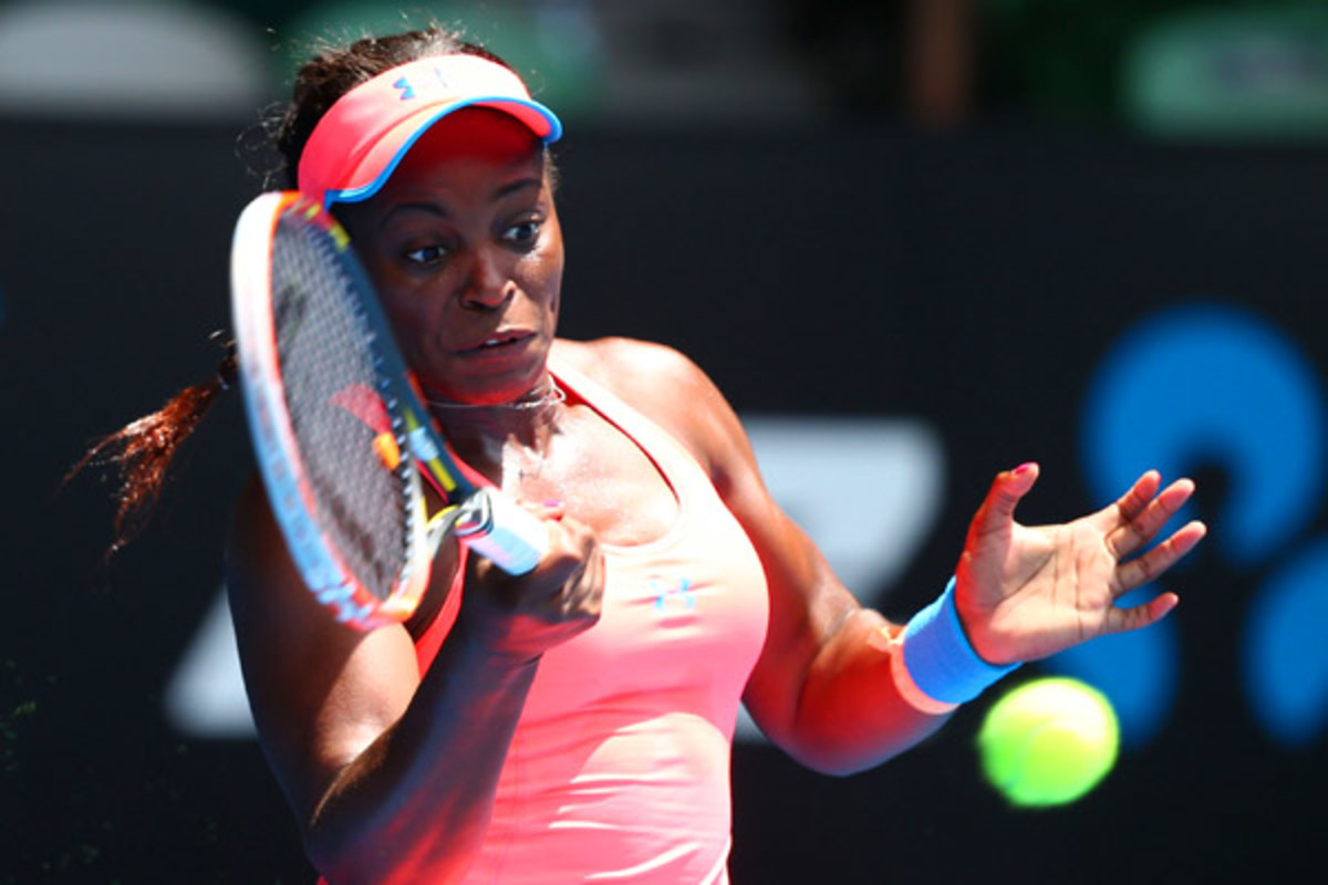 Sloane Stephens continues to struggle against elite competition. (Ryan Pierse/Getty Images)