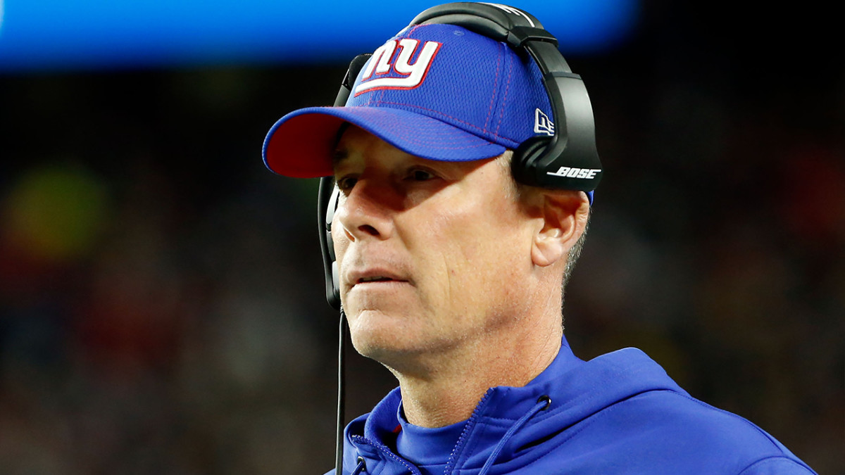 Should Giants fire Pat Shurmur? - Sports Illustrated