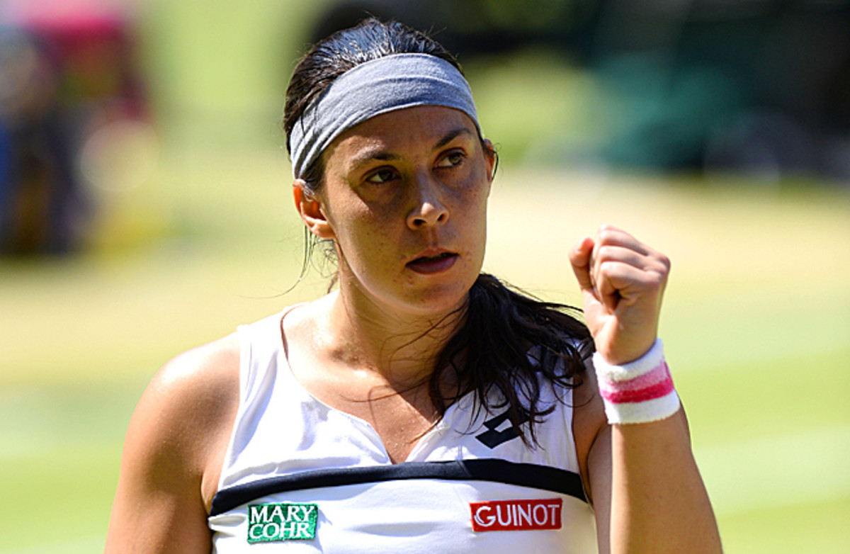 Marion Bartoli announced her retirement just weeks after winning Wimbledon in 2013.