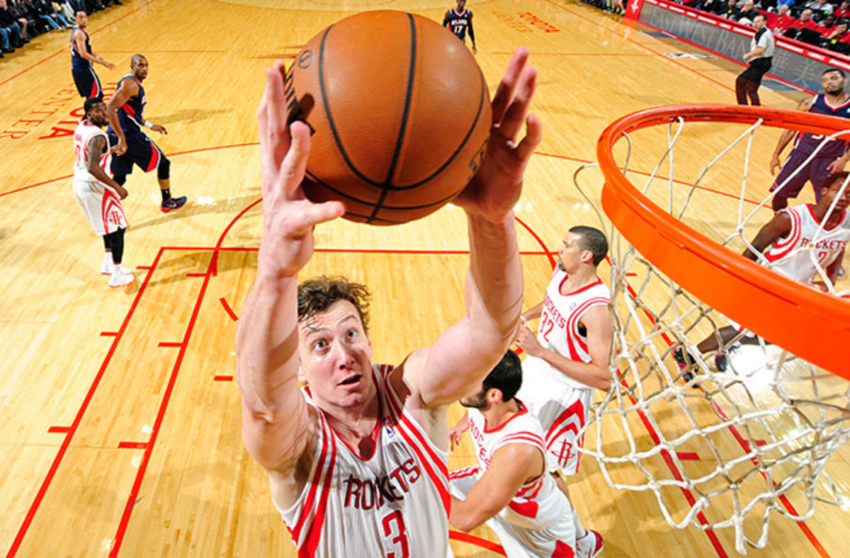 Omer Asik has been on the trade block the entire season, but still remains a Houston Rocket.