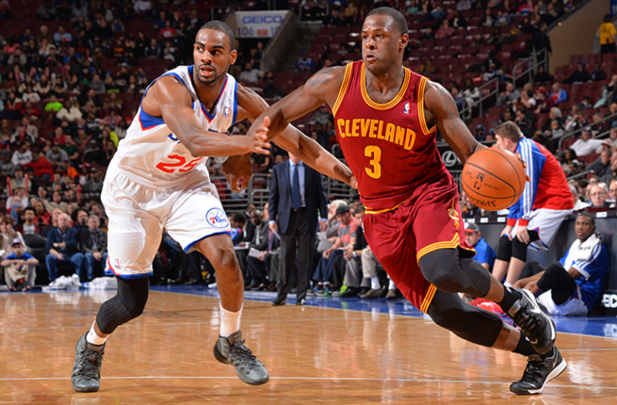 The Cavs took Dion Waiters No. 4 overall in 2012, but struggles have led him to be placed on the block.