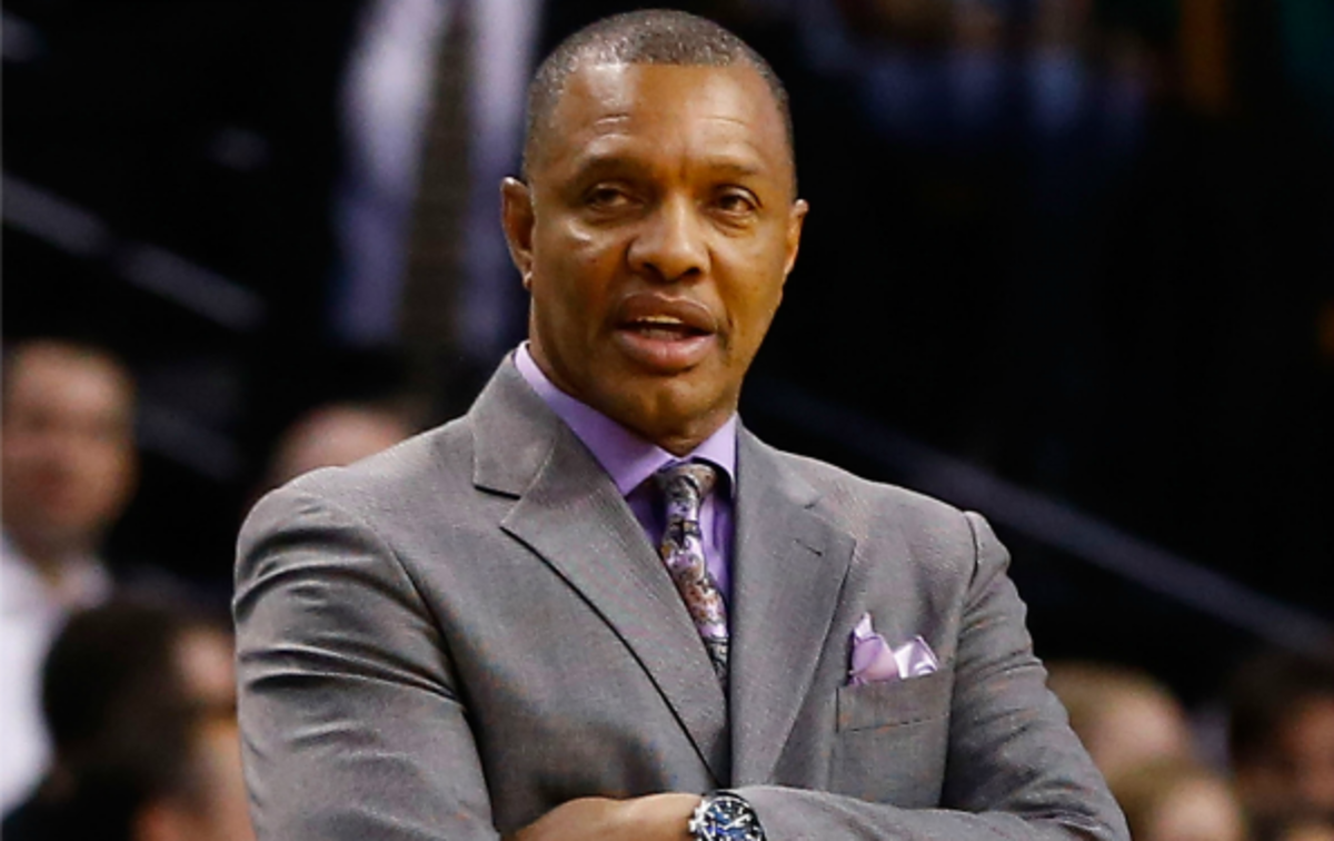 Alvin Gentry led the Phoenix Suns to the 2010 Western Conference finals. (Jared Wickerham/Getty Images)