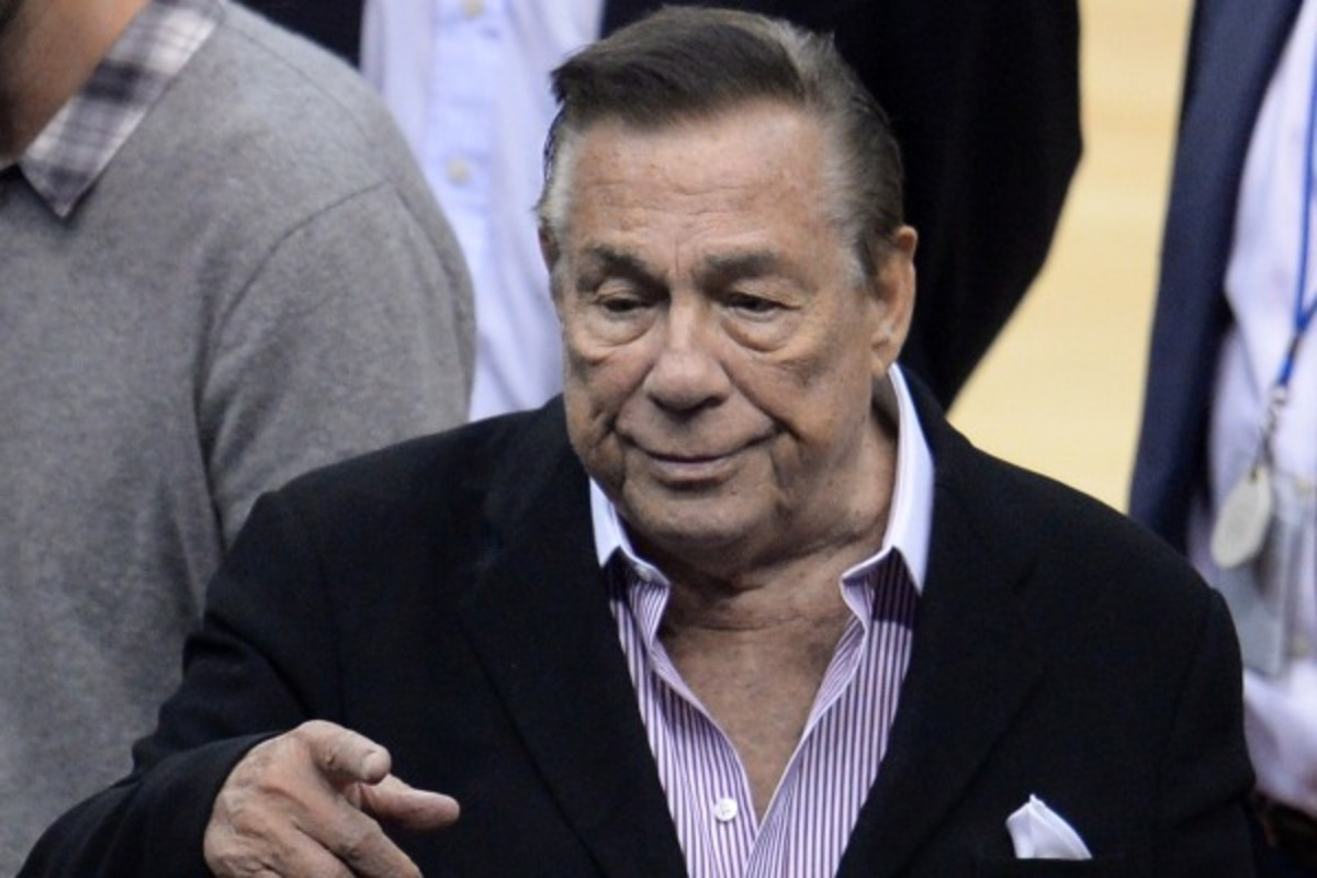 Donald Sterling (Robyn Beck/Getty Images)