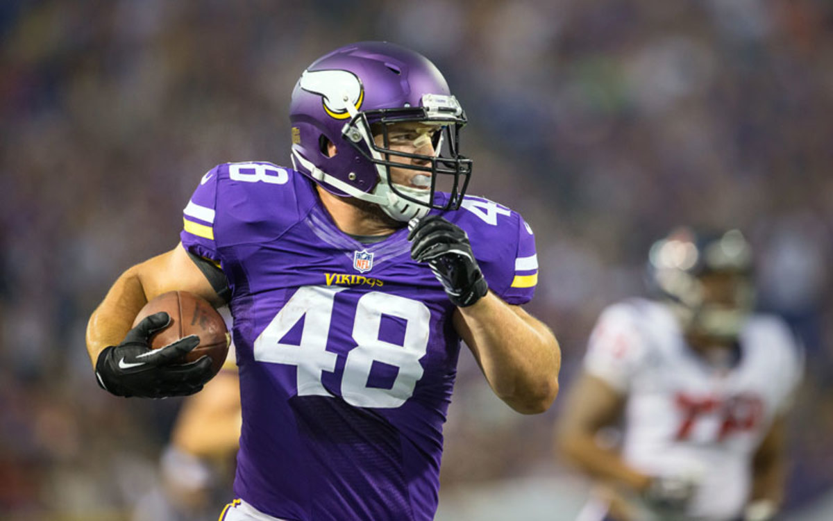 Andy Kenutis/Minnesota Vikings for Sports Illustrated/The MMQB